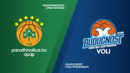 EuroLeague 2018-19 Highlights Regular Season Round 30 video: Panathinaikos 87-67 Buducnost