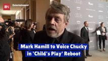 Mark Hamill Will Be Chucky In 'Child's Play'