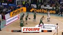 Exploit de Zalgiris contre le Real Madrid - Basket - Euroligue
