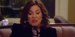 Watch! Luann De Lesseps Fights About Sleeping In A 'Fish Room' & Bethenny Frankel Sobs Over Her Ex's Death In Therapy On 'RHONY'