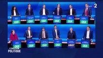 Tous les candidats (sauf Asselineau) s'engagent à effectuer leur mandat européen jusqu'au bout