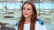 Lindsay Lohan Is Confused By Lea Michele's 'Little Mermaid' Casting