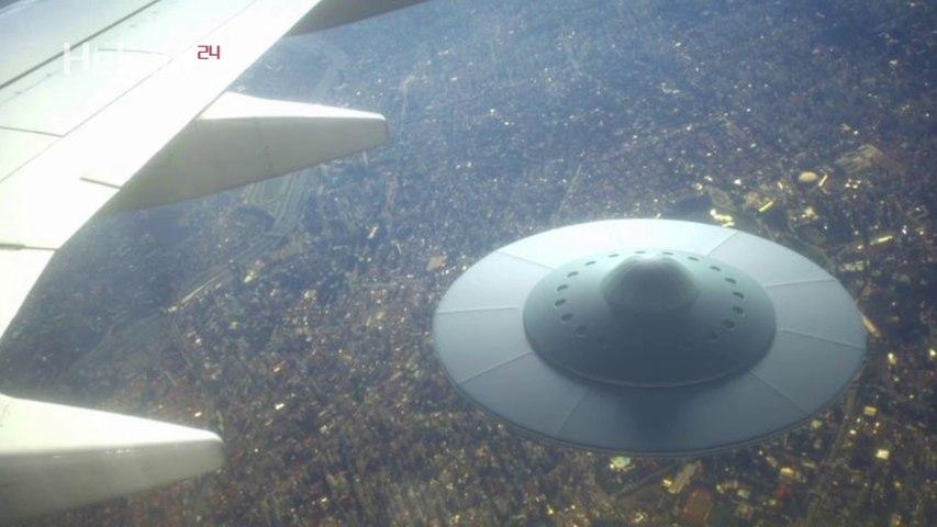 Antropólogo afirma que los OVNIs son en realidad máquinas del tiempo del futuro