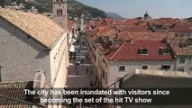 For Dubrovnik, Game of Thrones fame is blessing and curse