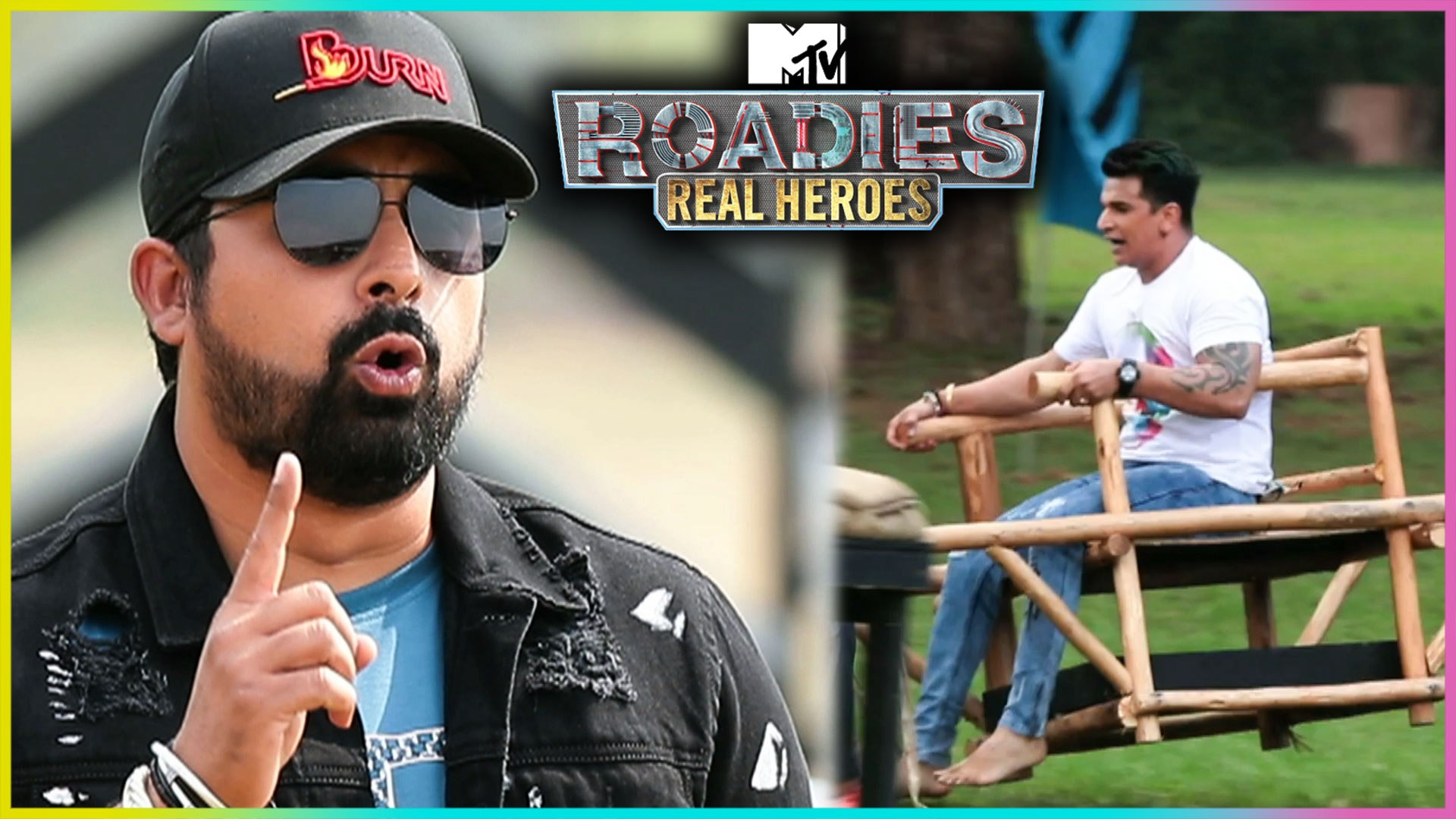 MTV Roadies Real Heroes Gang Leaders UGLY Fight | ACTUAL Journey Starts