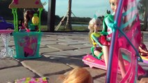 JET SKI ! Elsa & Anna les tout - petits- Grande Piscine - Scooter de l'Eau - Kayak - planche à voile - Slide