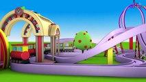 Les Trains pour les enfants - train choo choo train - train des vidéos - trains - chu chu train - usine de jouets