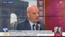 """Jean-Michel Blanquer n'est """"pas favorable"""" à la formule """"Parent 1/Parent 2"""" dans les documents administratifs"""
