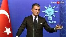 AK Parti Sözcüsü Çelik'ten sosyal medya uyarısı - SİYASET Haberleri
