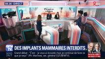 Des implants mammaires interdits