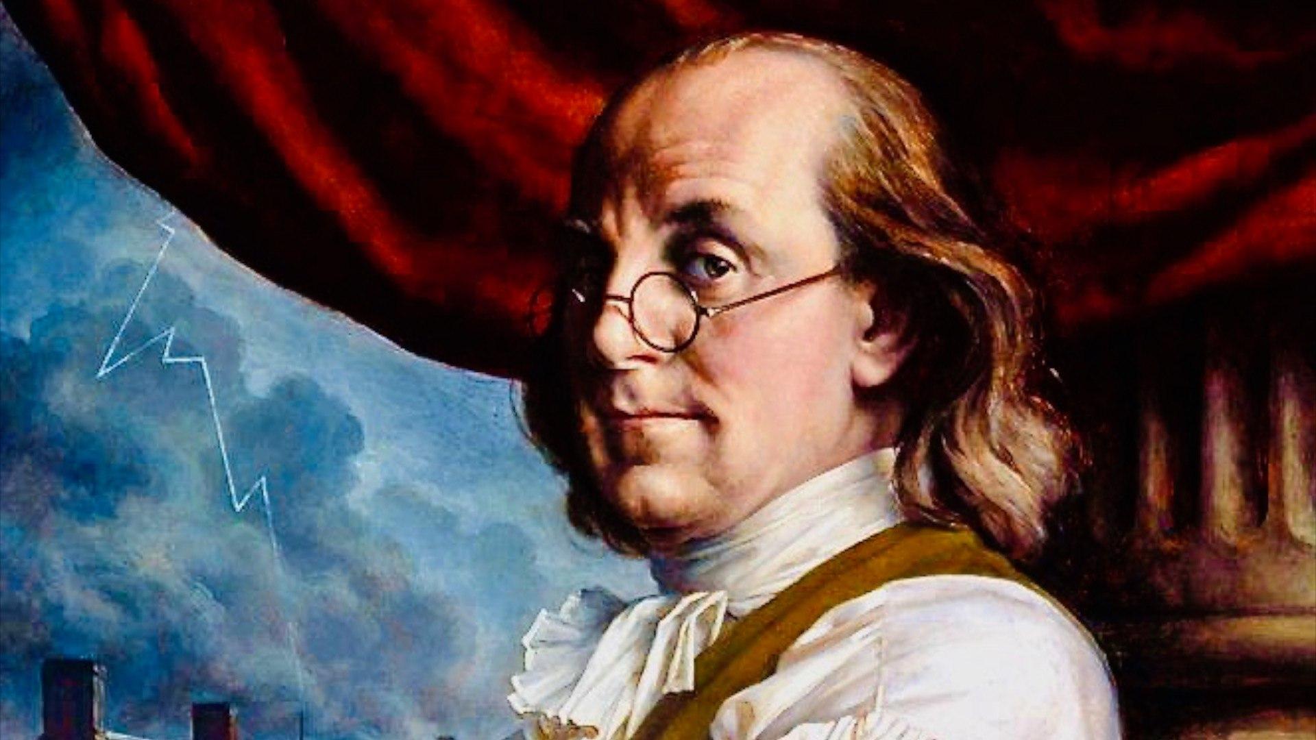 The Amazing Life of Benjamin Franklin - American Genius - Full Documentary