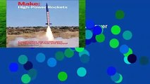 [NEW RELEASES]  Make: High-Power Rockets by Mike Westerfield