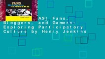 [GIFT IDEAS] Fans, Bloggers, and Gamers: Exploring Participatory Culture by Henry Jenkins
