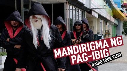 Banda ni Kleggy - Mandirigma ng Pag-ibig Radio Tour VLOG