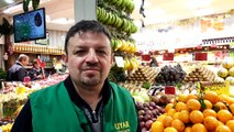 Nancy : le marché couvert climatisé pour cet été , le témoignage d'un marchand de fruits et légumes