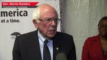 Bernie Sanders: Trump 'is a racist'
