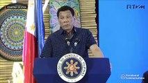Duterte threatens to suspend writ of habeas corpus, declare 'revolutionary war'