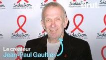 Jean-Paul Gaultier, parrain du Sidaction