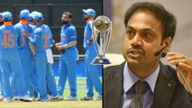 ICC Cricket World Cup 2019 : MSK Prasad Confirms Date Of Announcement Of India's World Cup Squad