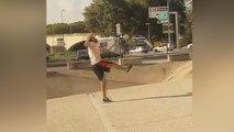 Incroyable : il réalise 17 saltos arrières sur une jambe
