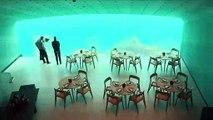 """Découvrez en images """"Under"""", le premier restaurant européen sous la mer qui vient d'ouvrir ses portes en Norvège"""