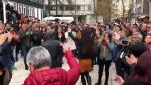 Fatih Mehmet Maçoğlu mazbatasını aldı, kutlamalar başladı