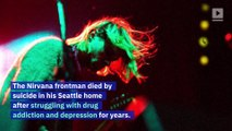 This Day in History: Kurt Cobain Dies By Suicide