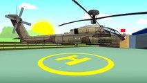 Bataille n ° hélicoptères | Tracteurs Camions et autres | les Contes de fées pour les Enfants | Helikopter je Traktory - Bajka