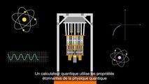 Calculateur quantique