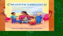 The Creative Curriculum for Infants, Toddlers, and Twos  Review