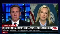 DHS Chief Kirstjen Nielsen Says U.S. Is 'Out Of Space' At Border