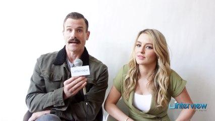 Gabriel Hogan & Hassie Harrison On 'Tacoma F.D.'