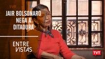 Jair Bolsonaro nega a ditadura