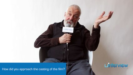 Director Mike Leigh On 'Peterloo'