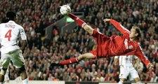Peter Crouch'un Galatasaray'a Attığı Gol, Tarihin En İyi Akrobatik Golü Seçildi