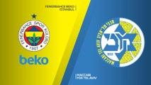 Fenerbahce Beko Istanbul - Maccabi FOX Tel Aviv Highlights | Turkish Airlines EuroLeague RS Round 30
