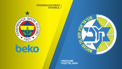 EuroLeague 2018-19 Highlights Regular Season Round 30 video: Fenerbahce 78-75 Maccabi