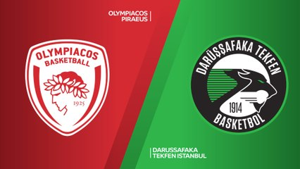 EuroLeague 2018-19 Highlights Regular Season Round 30 video: Olympiacos 99-74 Darussafaka