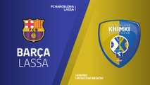 FC Barcelona Lassa - Khimki Moscow region Highlights |EuroLeague RS Round 30