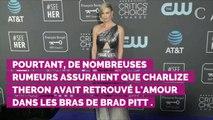 Mais que fait Brad Pitt ? Charlize Theron lance un appel aux célibataires