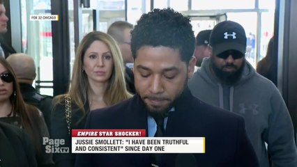"""All charges against @jussiesmollett have been dropped! He made an """"emergency court appearance"""" in Chicago this morning, and will forfeit the $10,000 he posted for bond. We have the full story on #PageSixTV."""