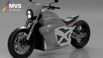 Crean la primera moto eléctrica que carga 80% de batería en 15 minutos