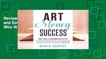 Review  Art Money & Success: A Complete and Easy-To-Follow System for the Artist Who Wasn't Born