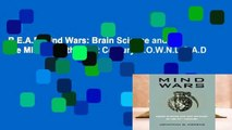 R.E.A.D Mind Wars: Brain Science and the Military in the 21st Century D.O.W.N.L.O.A.D
