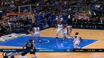 Memphis Grizzlies at Dallas Mavericks Raw Recap