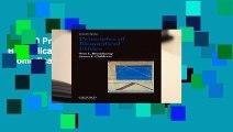 R.E.A.D Principles of Biomedical Ethics (Principles of Biomedical Ethics (Beauchamp))