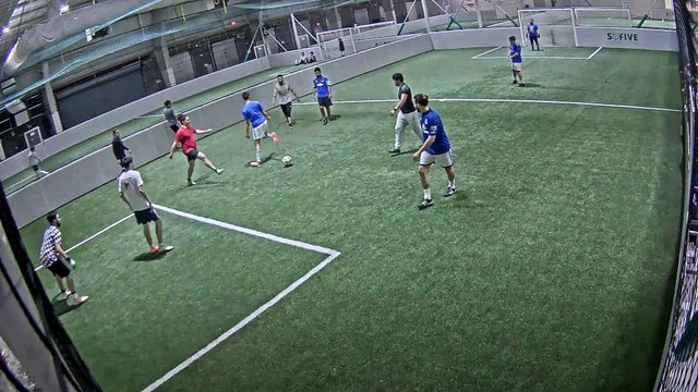 04/06/2019 00:00:01 - Sofive Soccer Centers Rockville - Anfield