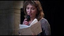 AMANDINE MONIN   « Racine Carougne » (extraits) - Lecture au Marché de la Poésie de Bordeaux 2019