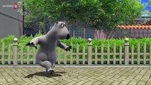 Bernard Bear | Ski gratuit ET PLUS | Dessins Animés Pour Enfants | WildBrain