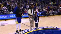 Nick Young a reçu sa bague de champion NBA